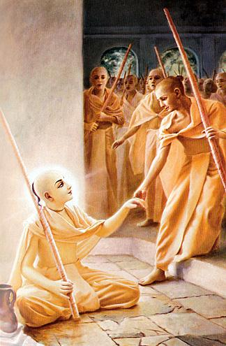 Шри Чайтанья Махапрабху » Беседы с Пракашанандой Сарасвати